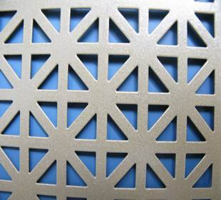 Decorative perforated metal panels steellong wire cloth co ltd - Decorative wire mesh panels ...