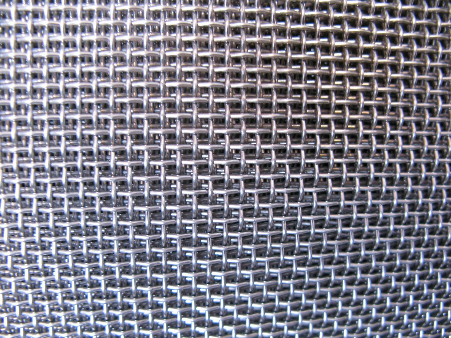 Stainless Steel Wire Cloth Woven Wire Cloth Steellong Wire