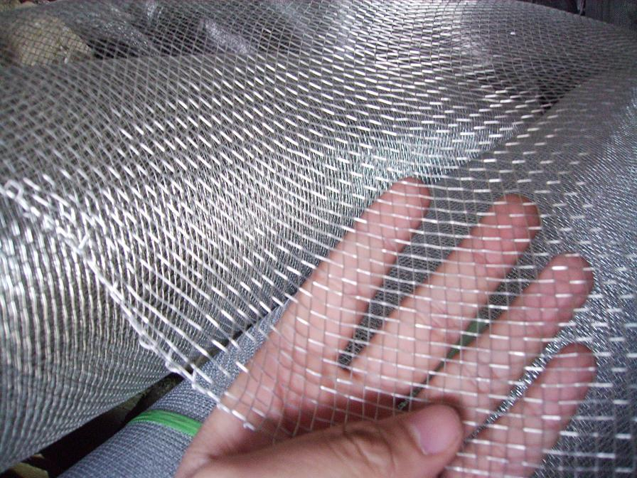 Crimped Wire Mesh,Wedge Wire Screen,vee wire Screens, Wire wrapped ...
