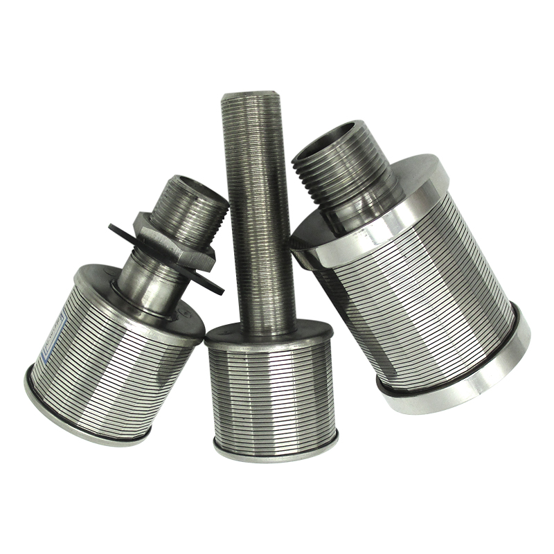 SS Wedge Wire filter strainer for sugar industry