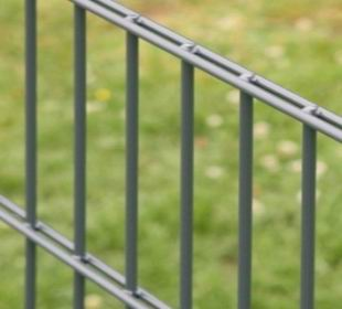 PORTABLE COATED WIRE FENCE PANELS | FENCES