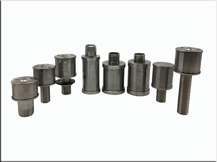 SS Water Treatment Nozzles with NPT Thread